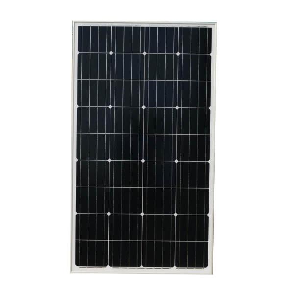 پنل خورشیدی مدل YH120W-18-M ظرفیت 120 وات
