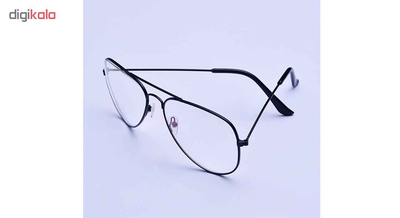 فریم عینک طبی مردانه مدل B3025Bk