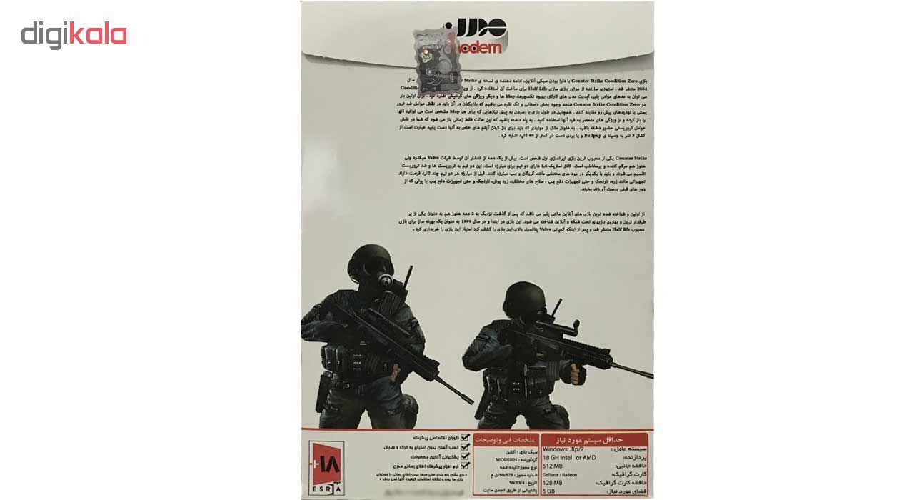 مجموعه بازی counter strike Collection مخصوص pc نشر مدرن