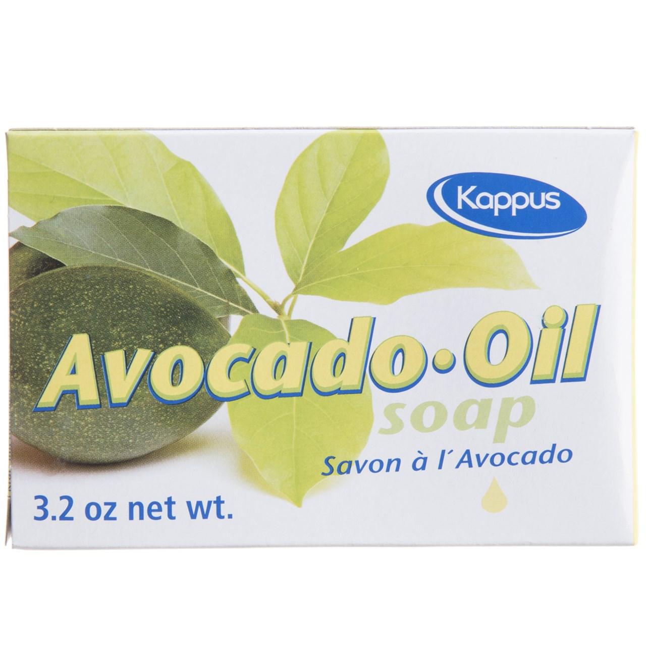 قیمت صابون کاپوس مدل Avocado Oil مقدار 100 گرم