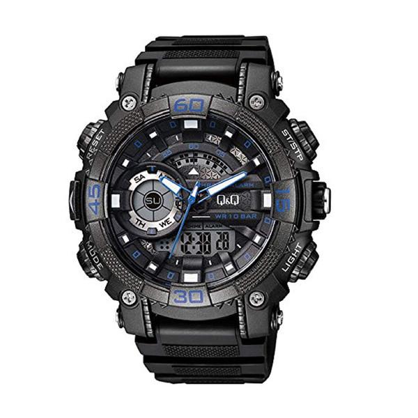 ساعت مچی دیجیتال مردانه کیو اند کیو مدل GW87J003Y