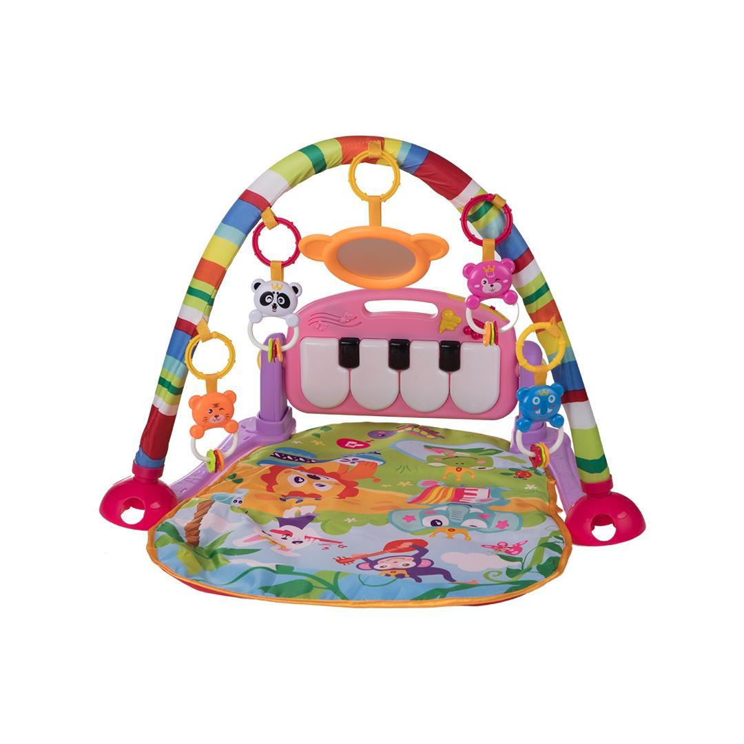 تشک بازی کودک مدل پیانو کد 1306