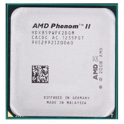 پردازنده مرکزی ای ام دی سری Phenom II مدل X2-B59