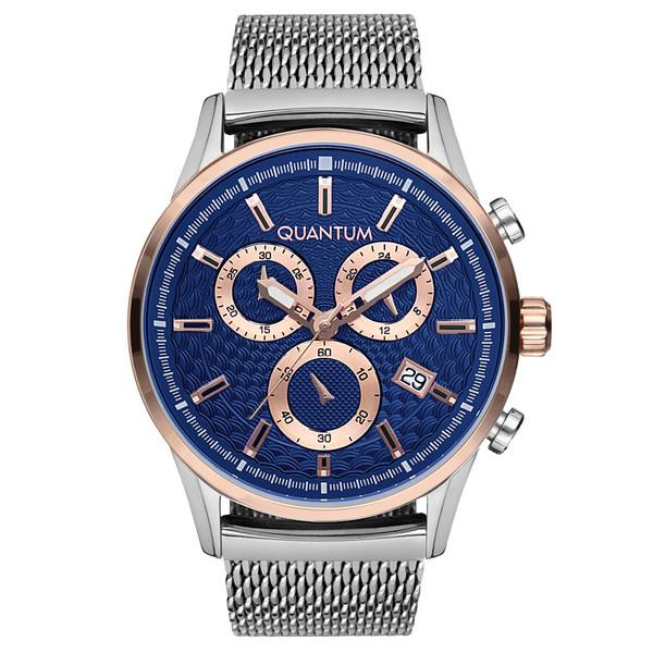 ساعت مچی عقربه ای مردانه کوانتوم مدل ADG681.590