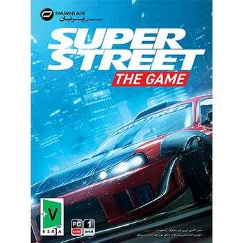 بازی Super Street the Game مخصوص pc نشر پرنیان