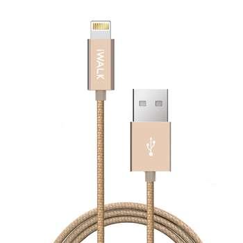 کابل تبدیل USB به لایتنینگ آی واک مدل CSS002L طول 2 متر