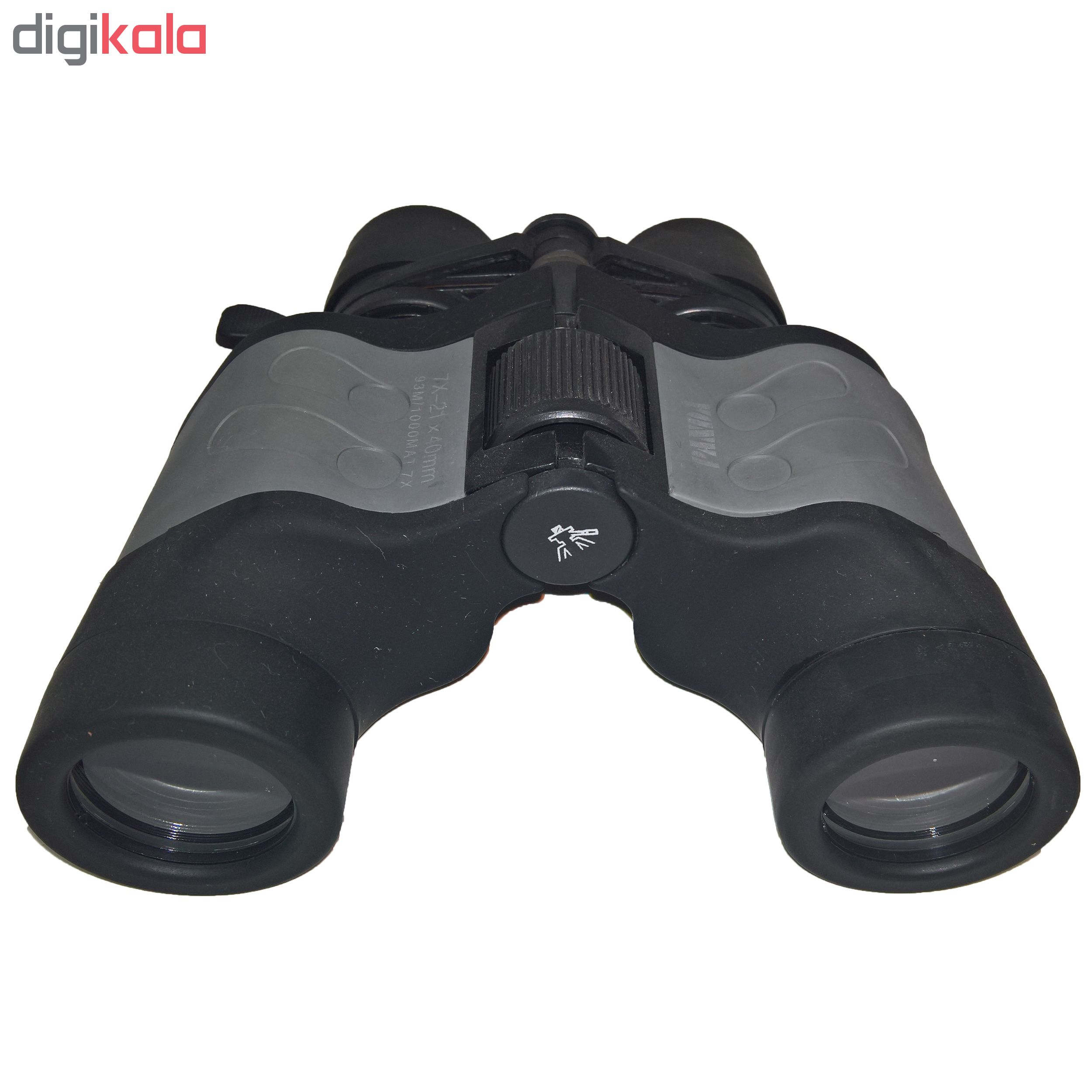 دوربین دو چشمی پاندا مدل MAT-7   7-21×40