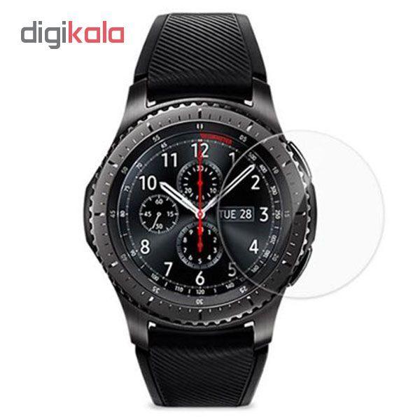 محافظ صفحه نمایش مدل T-11 مناسب برای ساعت هوشمند سامسونگ Gear S3  main 1 1