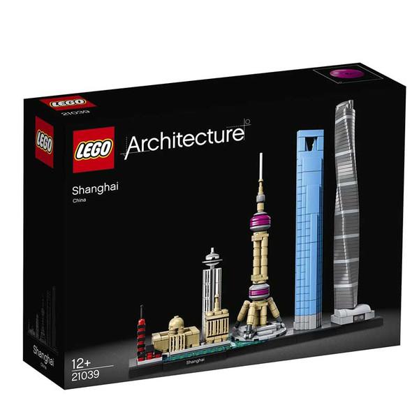 لگو سری Architecture مدل Shanghai کد 21039
