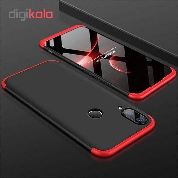 کاور 360 درجه جی کی کی مدل Y9 مناسب برای گوشی موبایل هوآوی Y9 2019 main 1 3