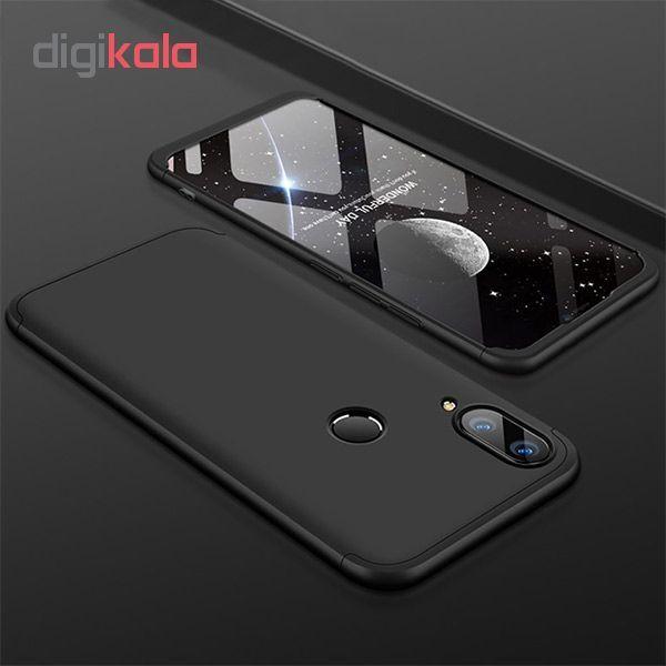 کاور 360 درجه جی کی کی مدل Y9 مناسب برای گوشی موبایل هوآوی Y9 2019 main 1 4