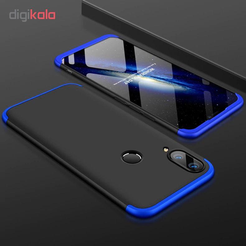 کاور 360 درجه جی کی کی مدل Y9 مناسب برای گوشی موبایل هوآوی Y9 2019 main 1 5