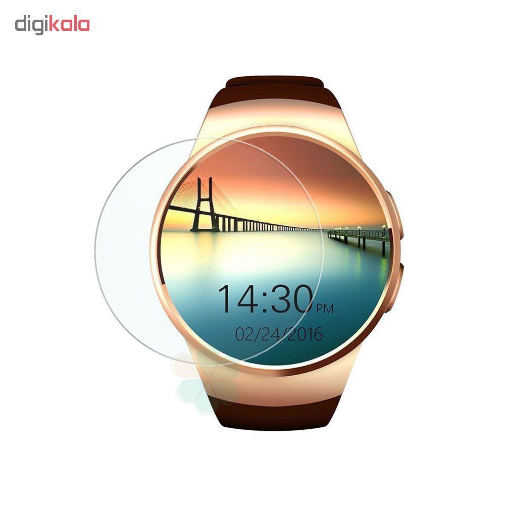 ساعت هوشمند  مدل Kingwear KW18 main 1 9