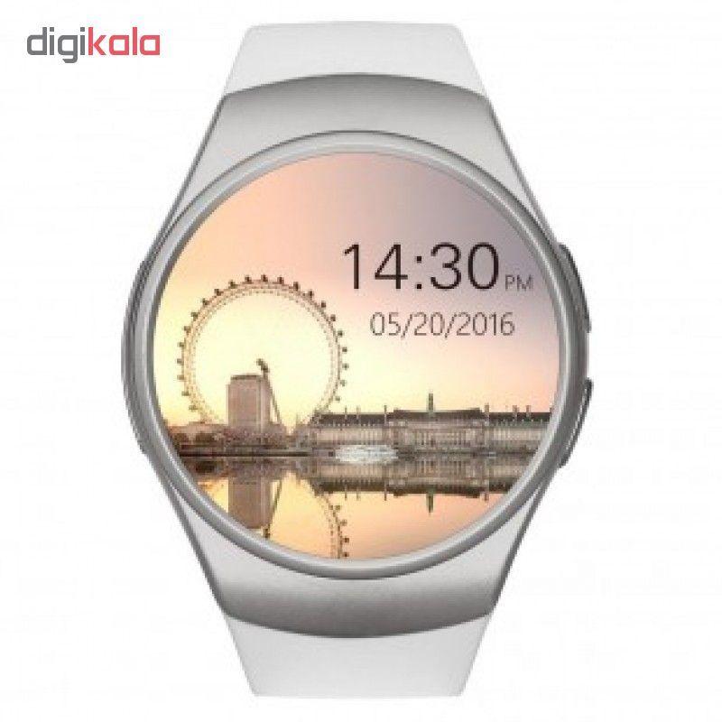 ساعت هوشمند  مدل Kingwear KW18 main 1 10