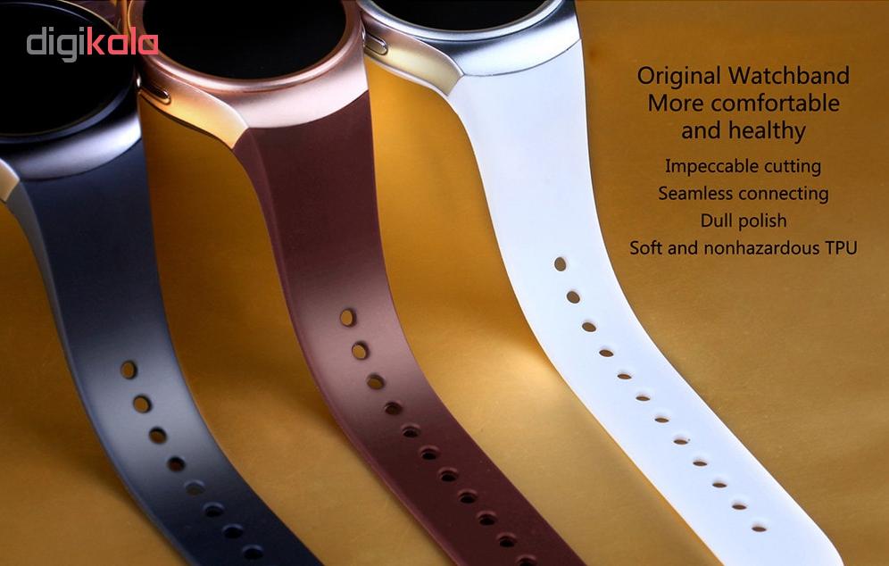 ساعت هوشمند  مدل Kingwear KW18 main 1 11