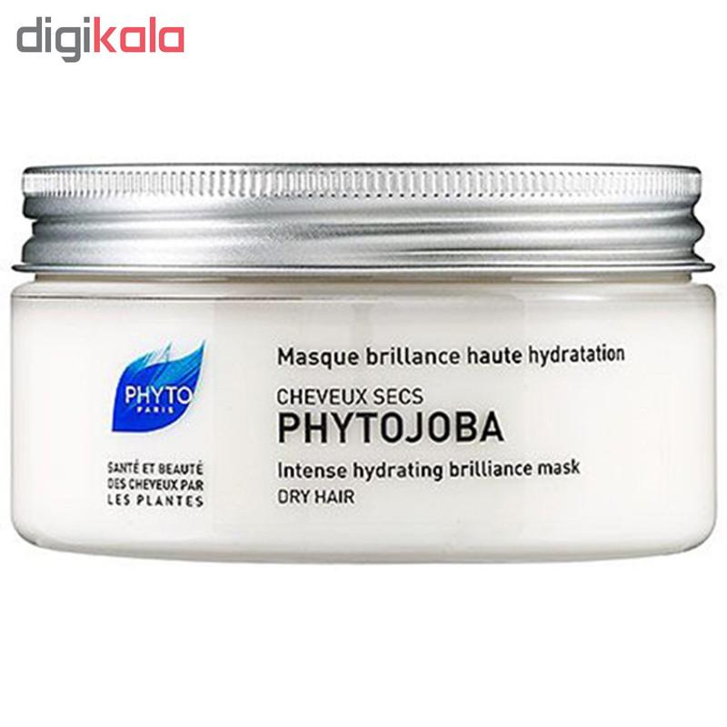 ماسک مو فیتو مدل Phytojoba حجم 200 میلی لیتر