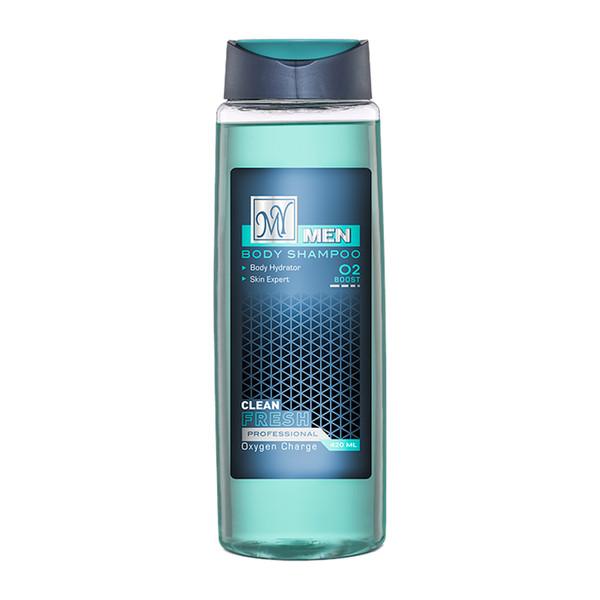 شامپو بدن مردانه مای مدل Clean Fresh حجم 420 میلی لیتر