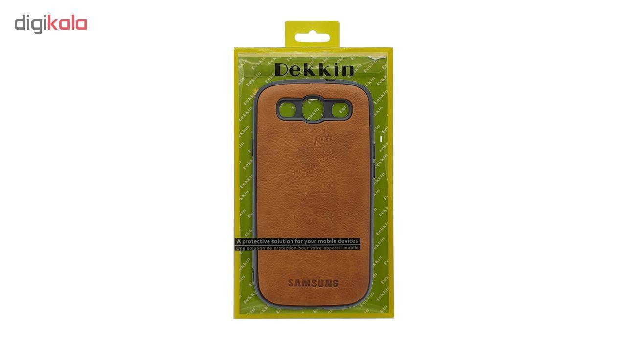 کاور دکین مدل SA-L1 مناسب برای گوشی موبایل سامسونگ Galaxy S3 main 1 3