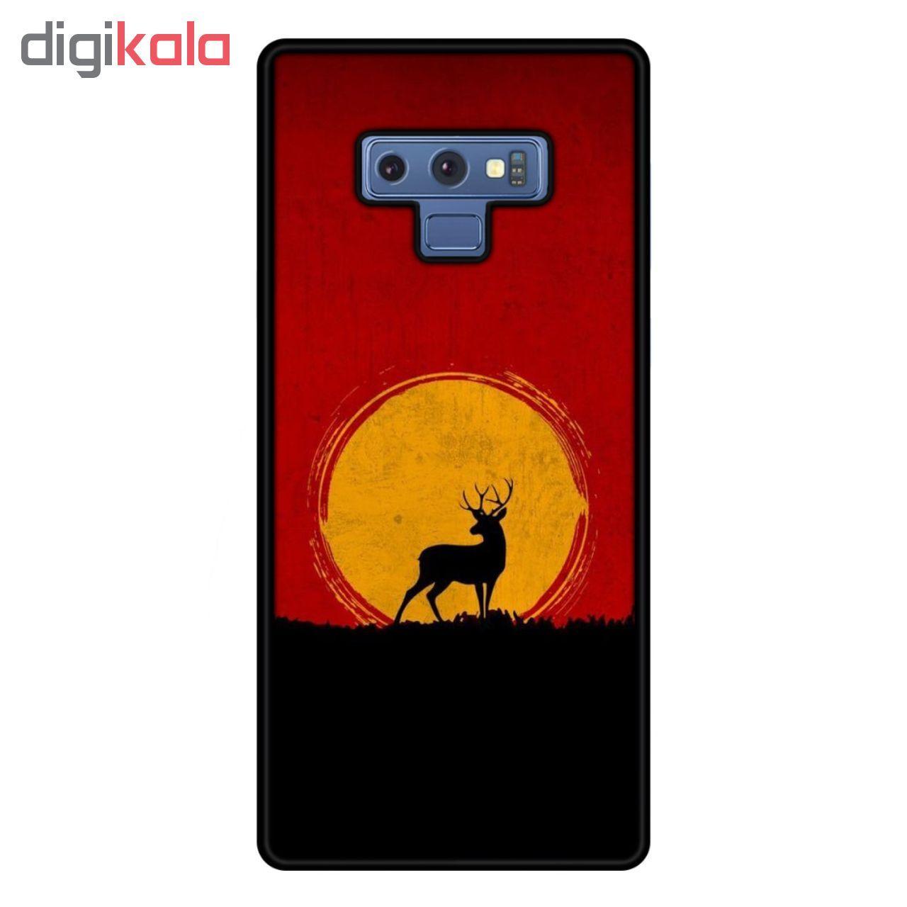 کاور آکام مدل AN91334 مناسب برای گوشی موبایل سامسونگ Galaxy Note 9 main 1 1