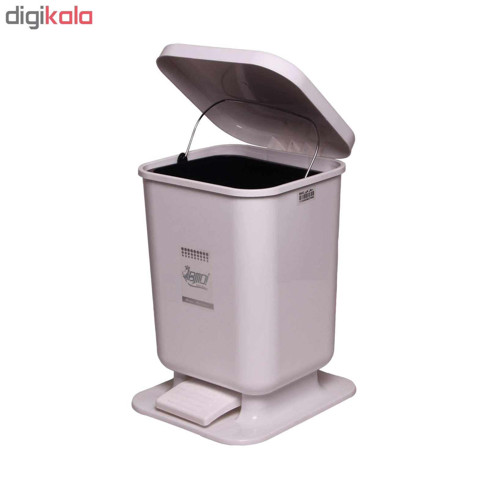 سطل زباله پدالی بی ام دی ! مدل کلین main 1 4