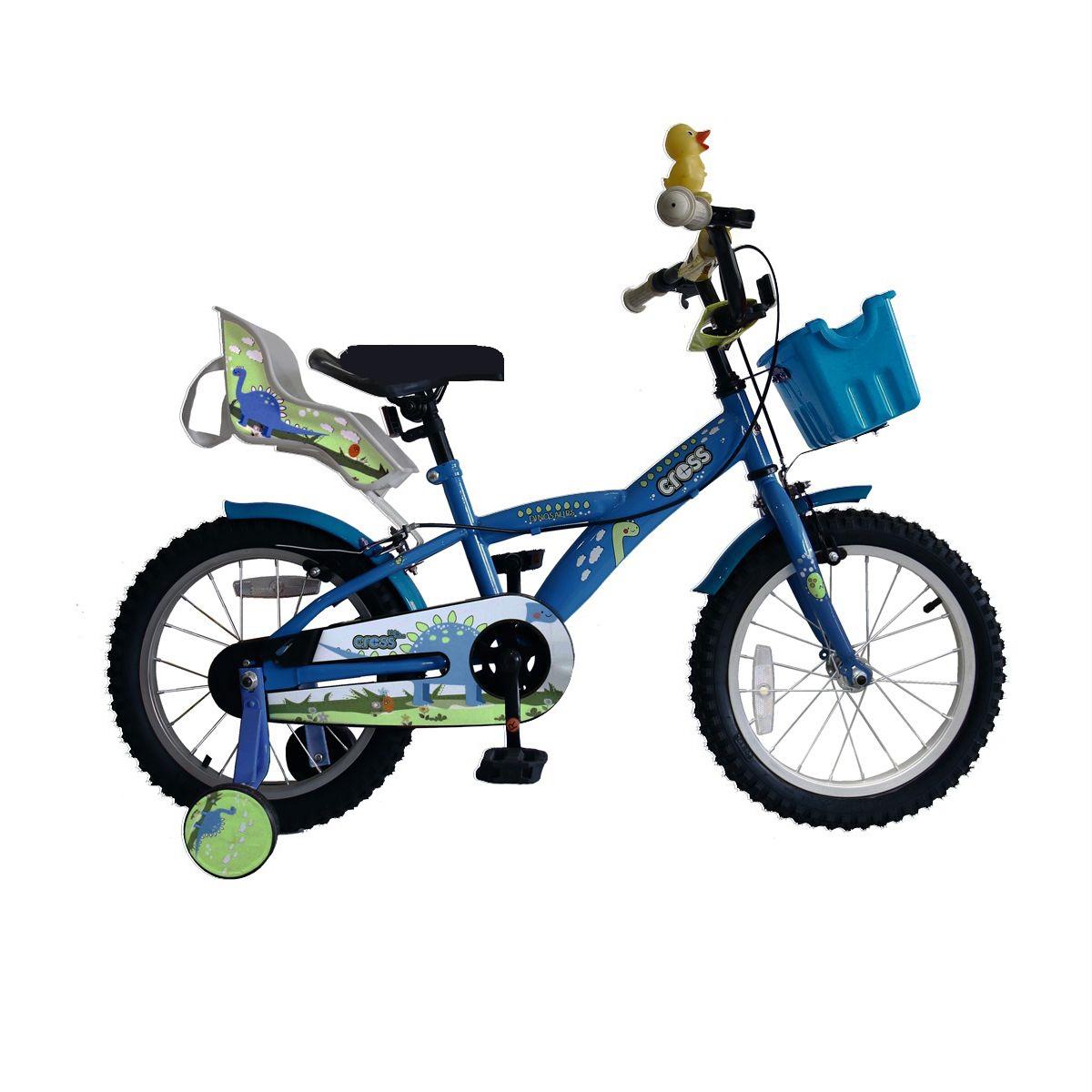 دوچرخه شهری کراس مدل DINOSAUR سایز 16