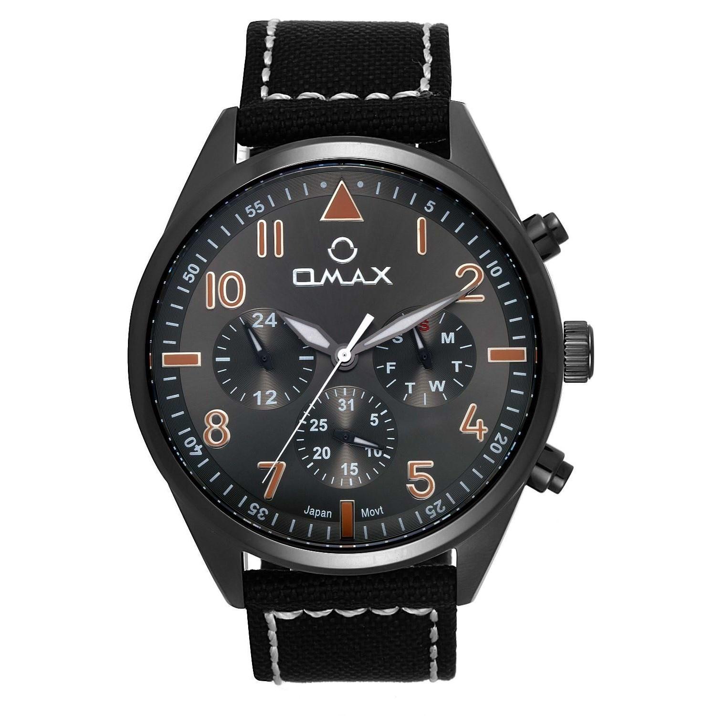 ساعت مچی عقربه ای  مردانه اوماکس مدل 71SMK22A