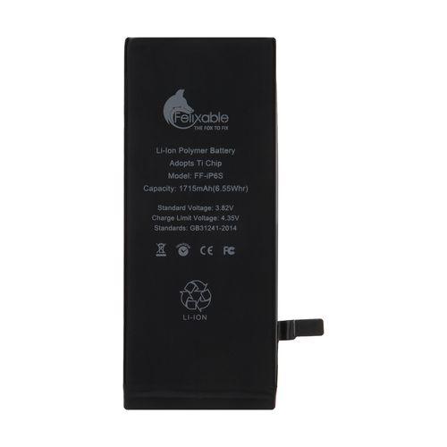 باتری موبایل فلیکسبل مدل FF-iP6s ظرفیت 1715 میلی آمپر ساعت مناسب برای گوشی موبایل اپل iPhone 6s