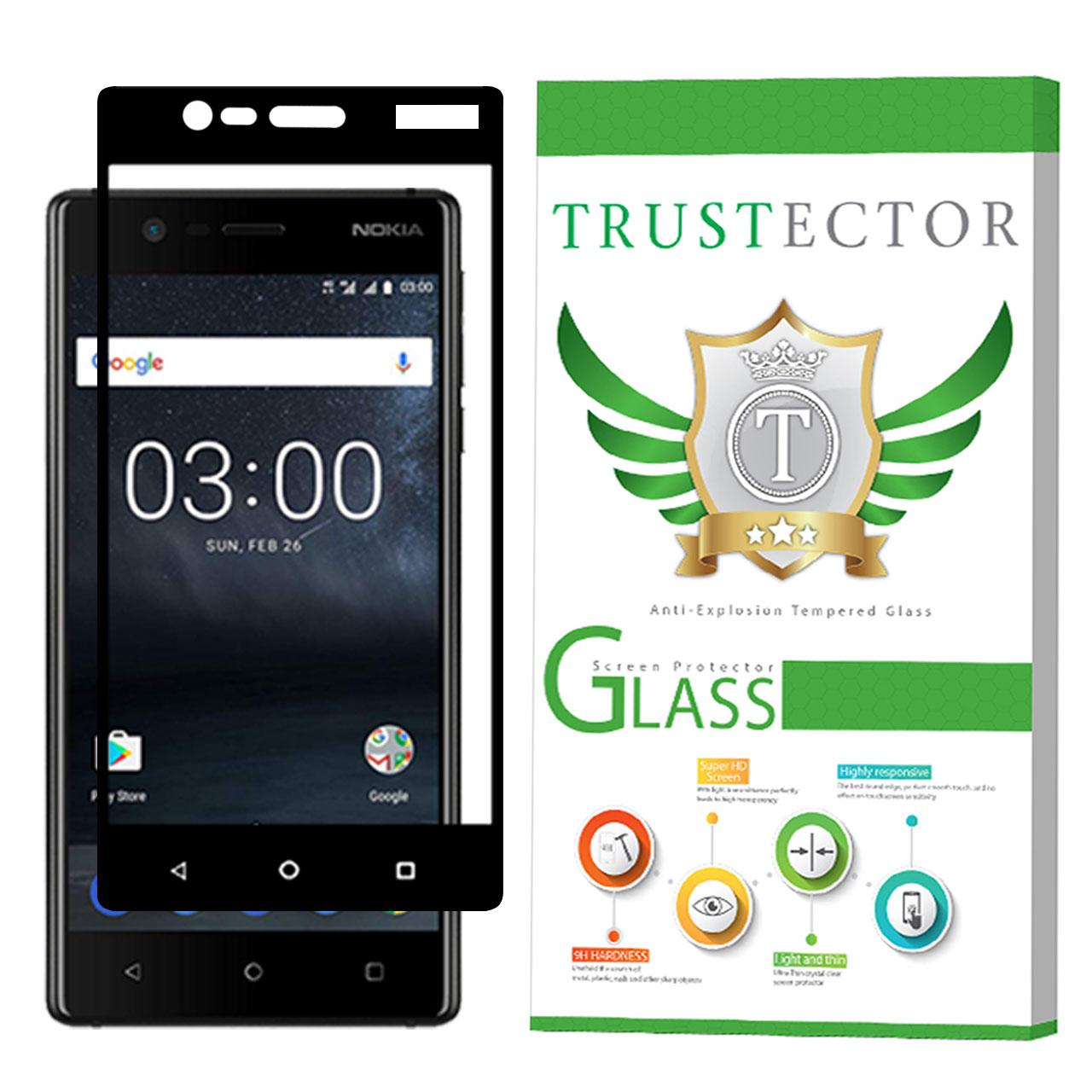 محافظ صفحه نمایش تراستکتور مدل GSS مناسب برای گوشی موبایل نوکیا 3