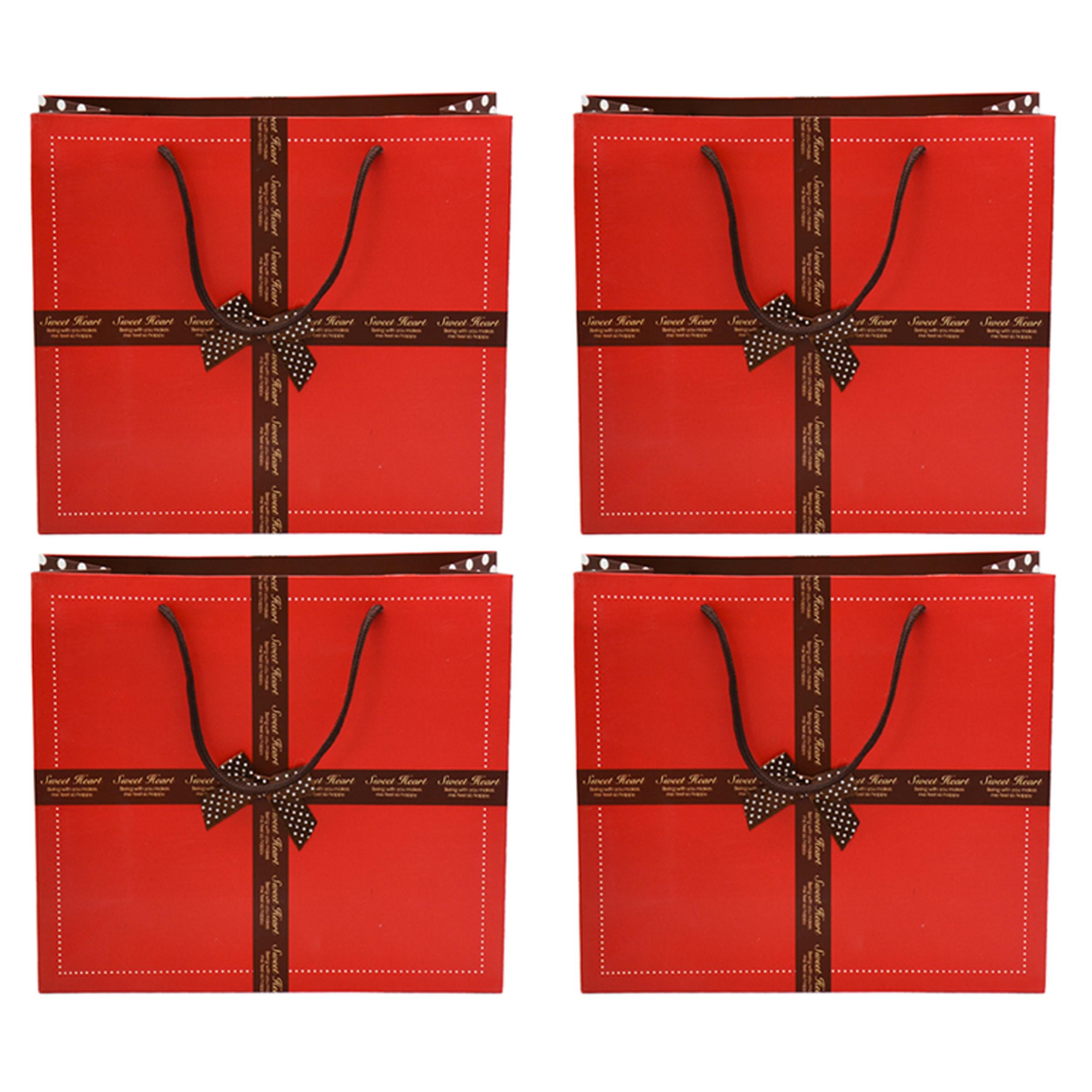 پاکت هدیه کد 131 بسته 4 عددی