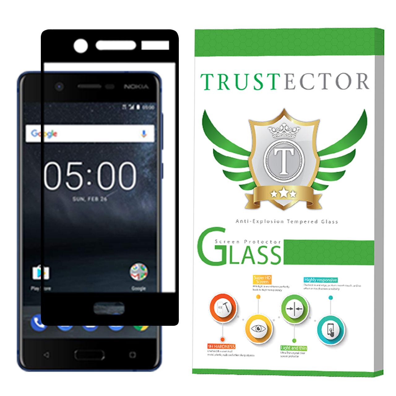 محافظ صفحه نمایش تراستکتور مدل GSS مناسب برای گوشی موبایل نوکیا 5              ( قیمت و خرید)