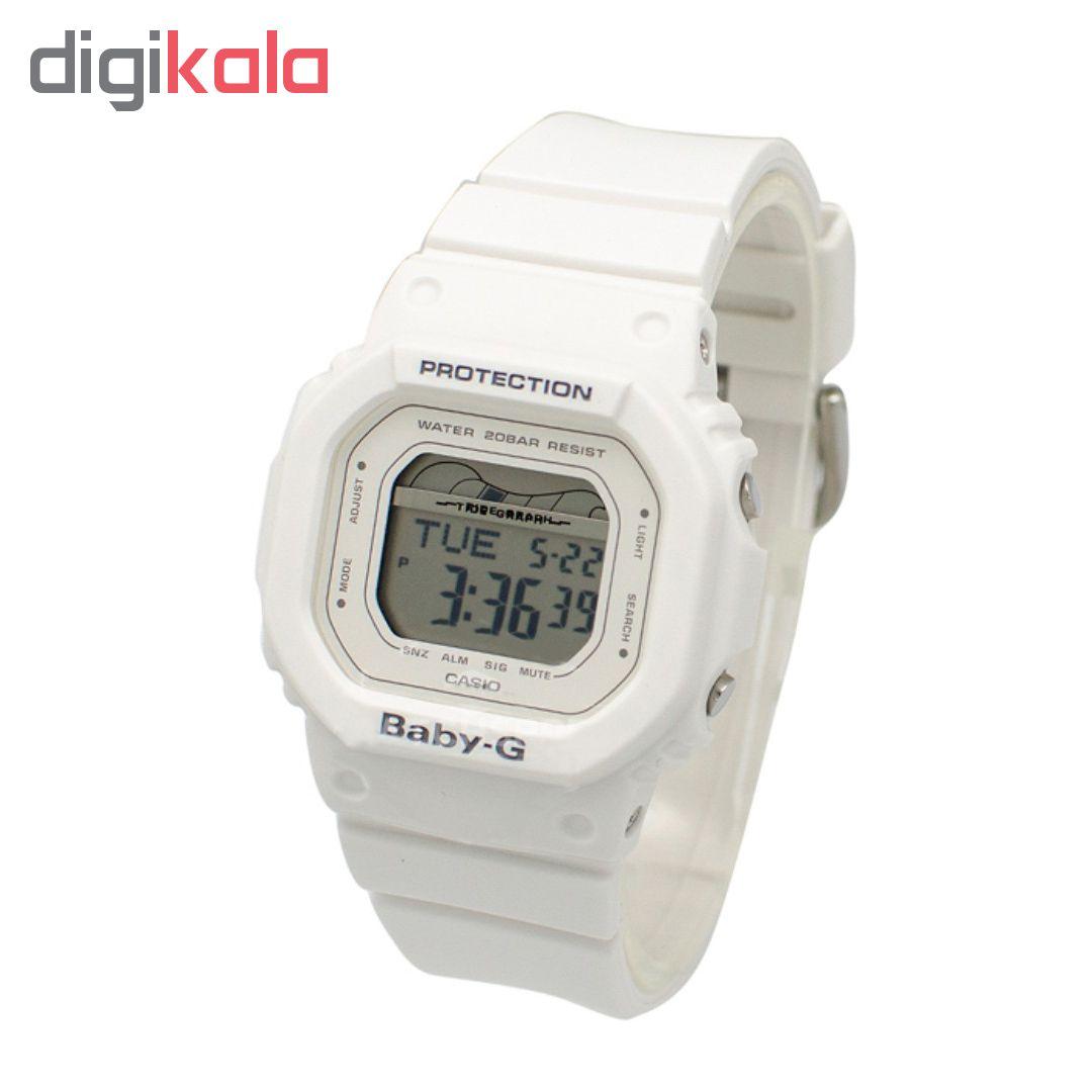 ساعت مچی دیجیتال زنانه کاسیو مدل BLX-560-7D