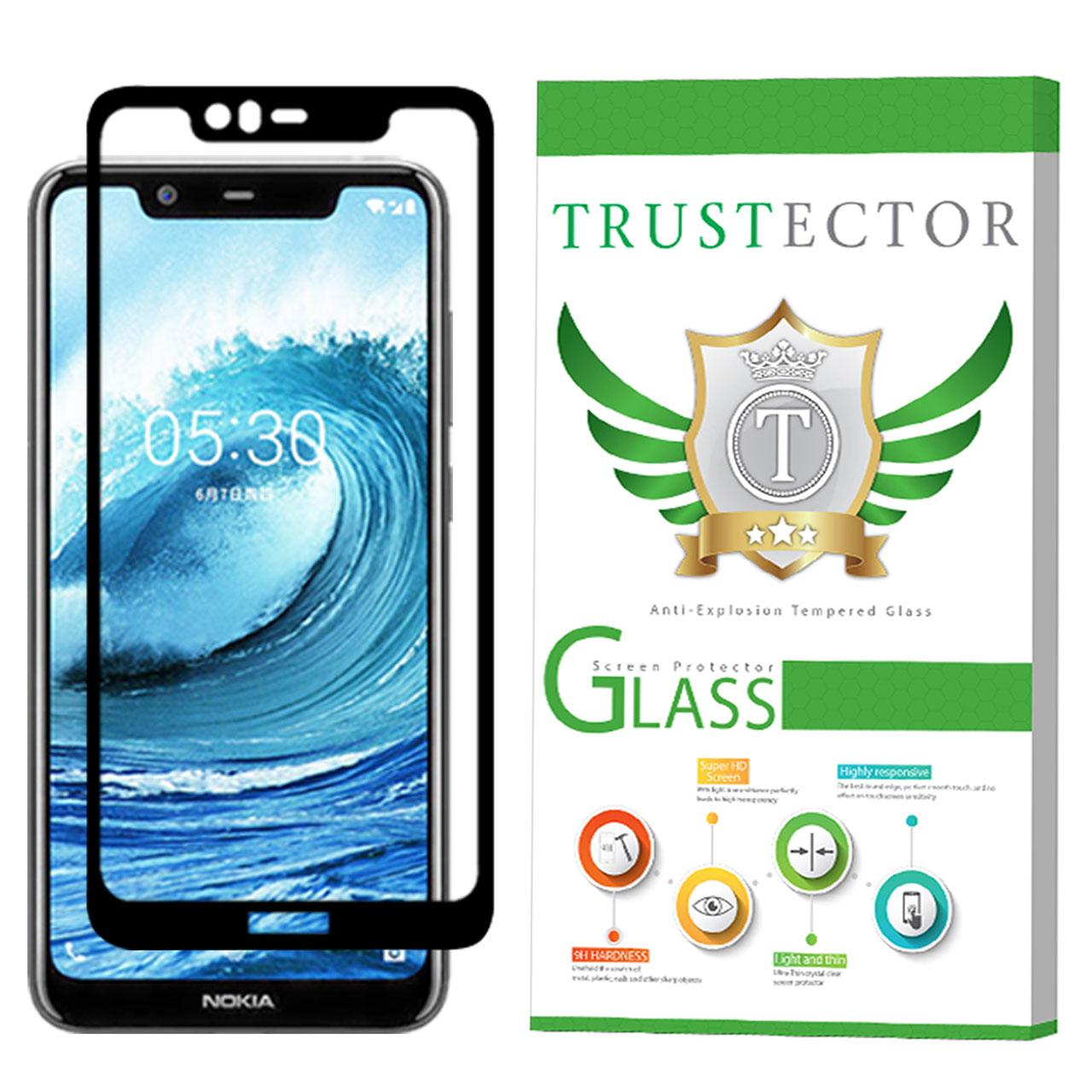 محافظ صفحه نمایش تراستکتور مدل GSS مناسب برای گوشی موبایل نوکیا X5 / 5.1 Plus              ( قیمت و خرید)