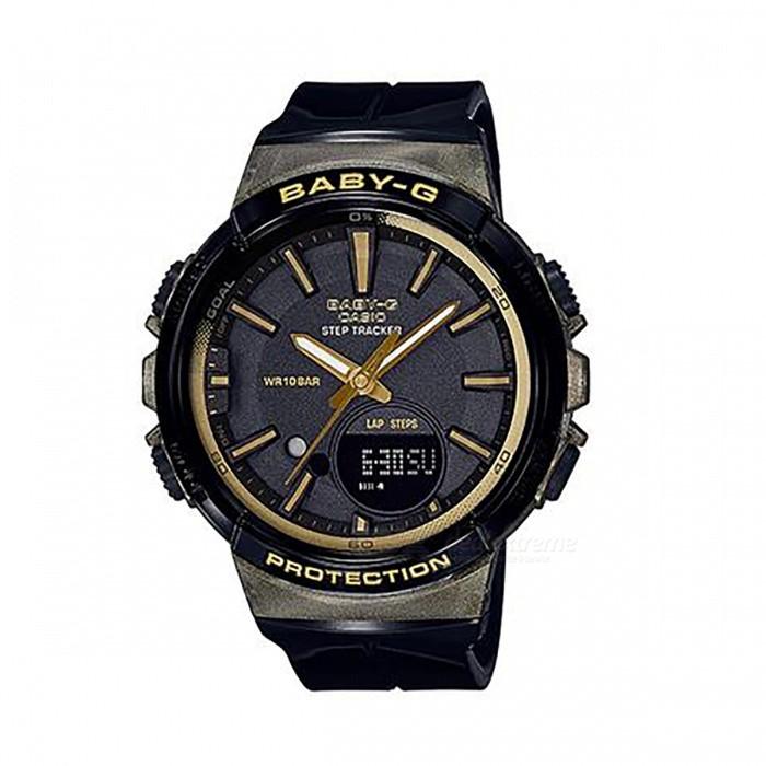 ساعت مچی عقربه ای زنانه کاسیو مدل BGS-100GS-1ADR