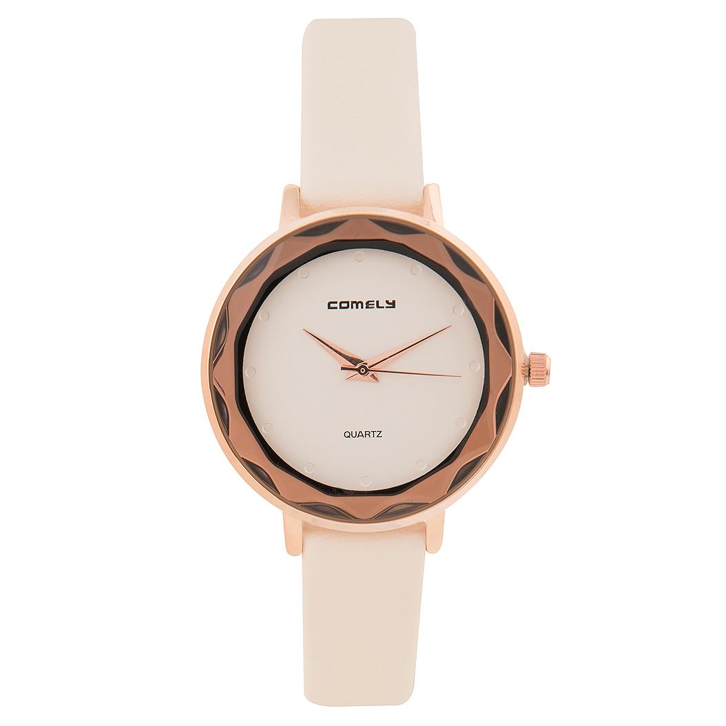 ساعت مچی عقربه ای زنانه کاملی کد W2002              ارزان