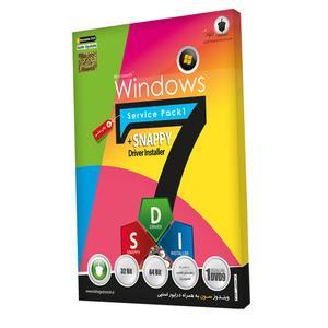 سیستم عامل بلوط ویندوز 7 به همراه درایور اسنپی