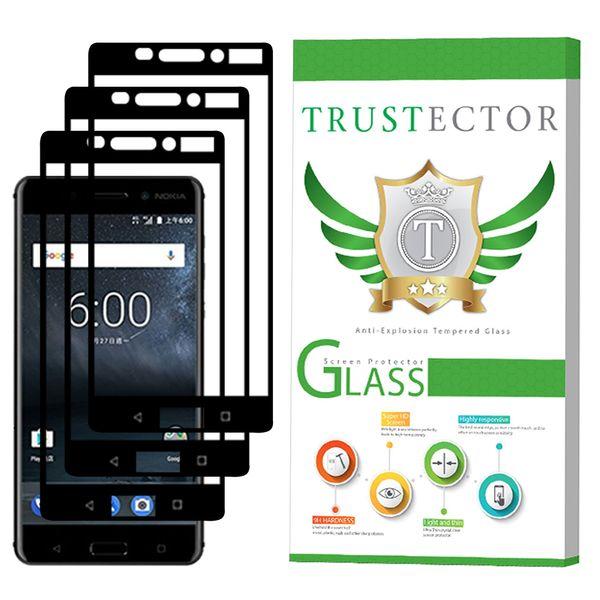 محافظ صفحه نمایش تراستکتور مدل GSS مناسب برای گوشی موبایل نوکیا 6 بسته 3 عددی