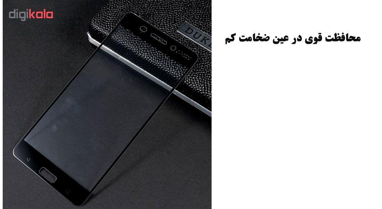 محافظ صفحه نمایش تراستکتور مدل GSS مناسب برای گوشی موبایل نوکیا 6 بسته 3 عددی main 1 4