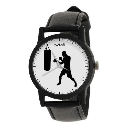 ساعت مچی عقربه ای مردانه والار طرح بوکس مدل LF1242