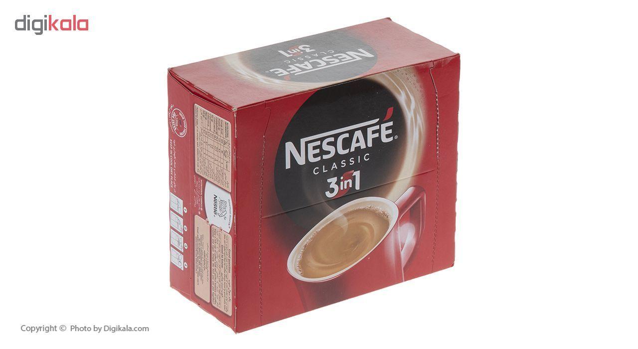 قهوه فوری مخلوط 1 × 3 نسکافه بسته 20 عددی main 1 1