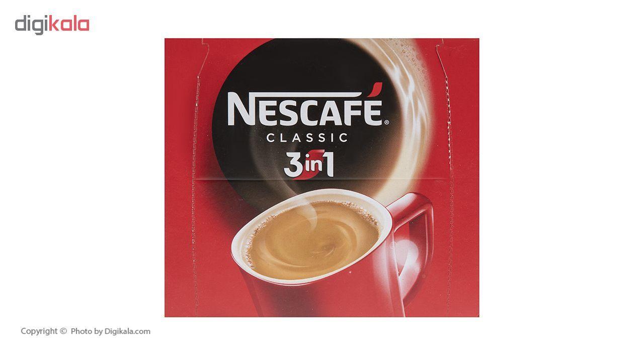 قهوه فوری مخلوط 1 × 3 نسکافه بسته 20 عددی main 1 2