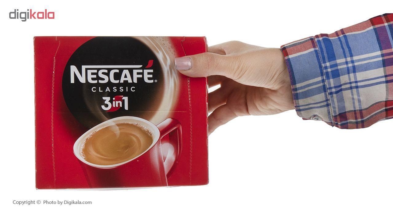 قهوه فوری مخلوط 1 × 3 نسکافه بسته 20 عددی main 1 6