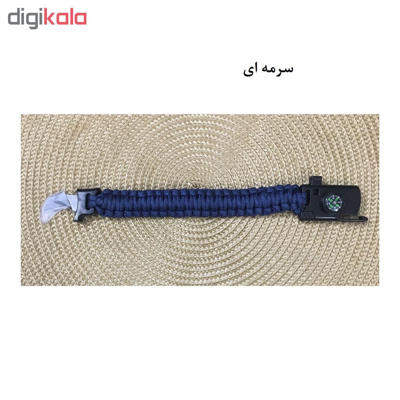 دستبند پاراکورد مدل Tactical 2 main 1 9