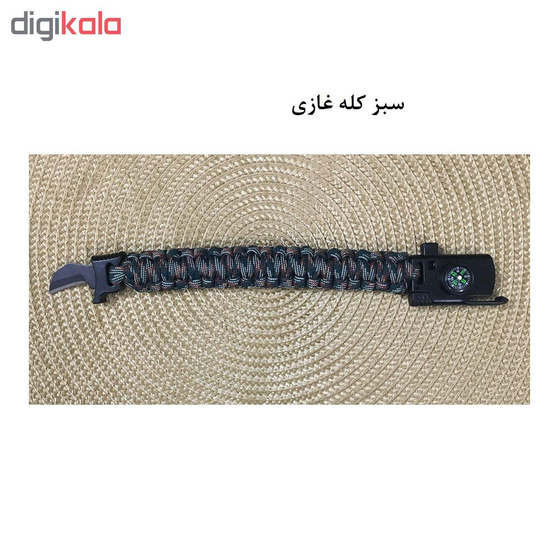 دستبند پاراکورد مدل Tactical 2 main 1 10