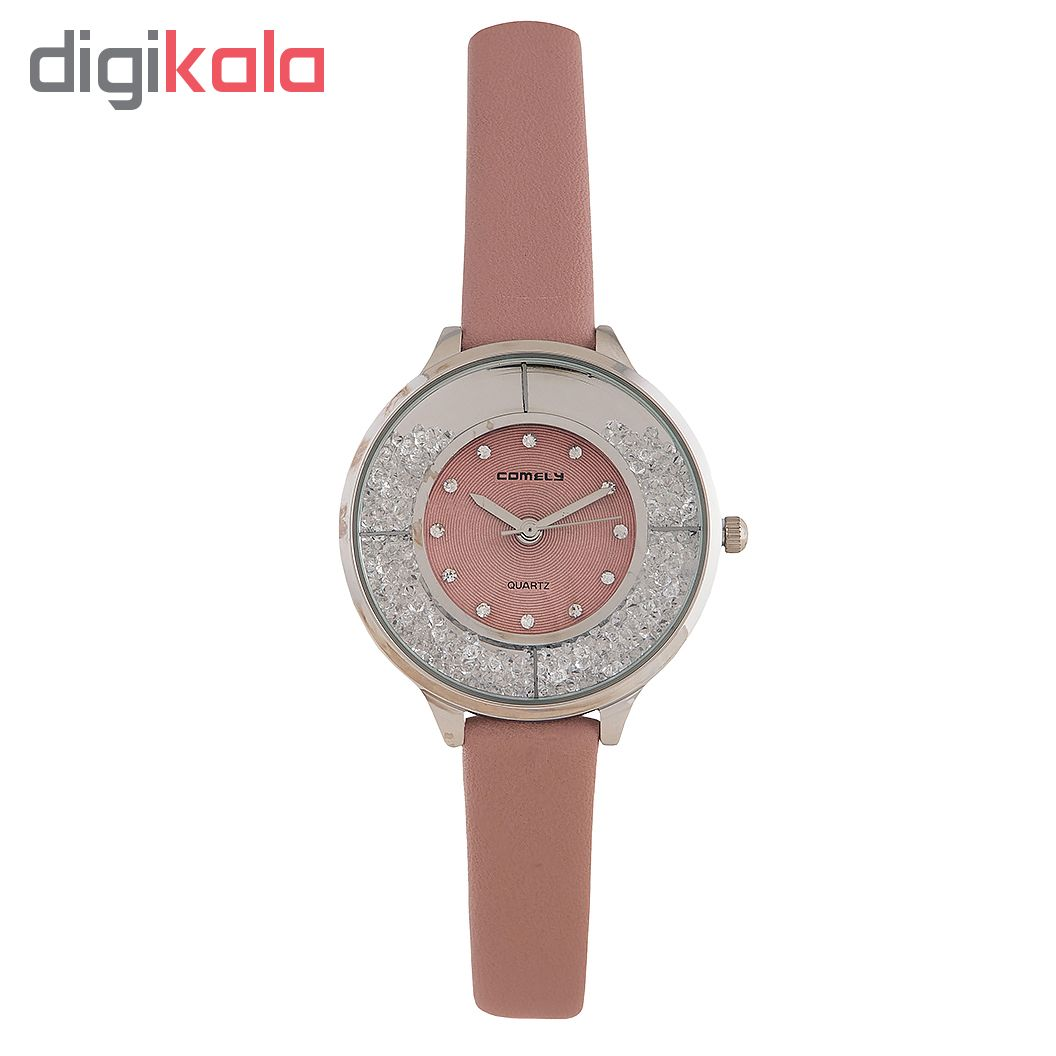 ساعت مچی عقربه ای زنانه کاملی کد W2009