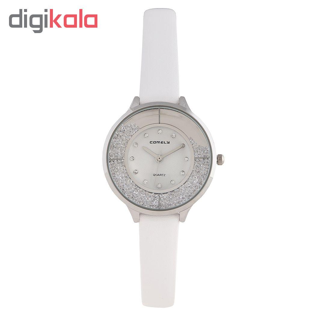 ساعت مچی عقربه ای زنانه کاملی کد W2010