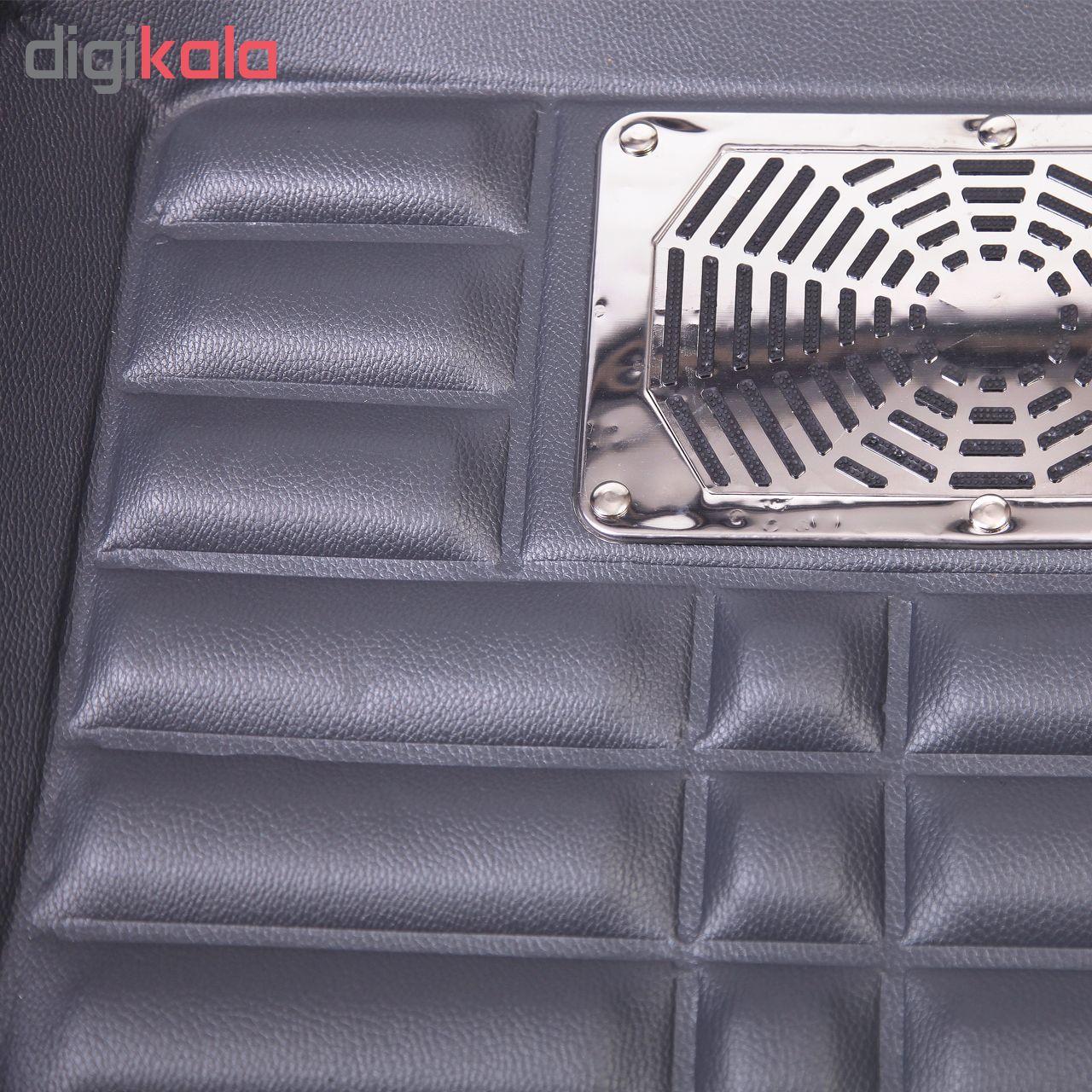 کفپوش سه بعدی خودرو  کد 99 مناسب برای ساینا main 1 1