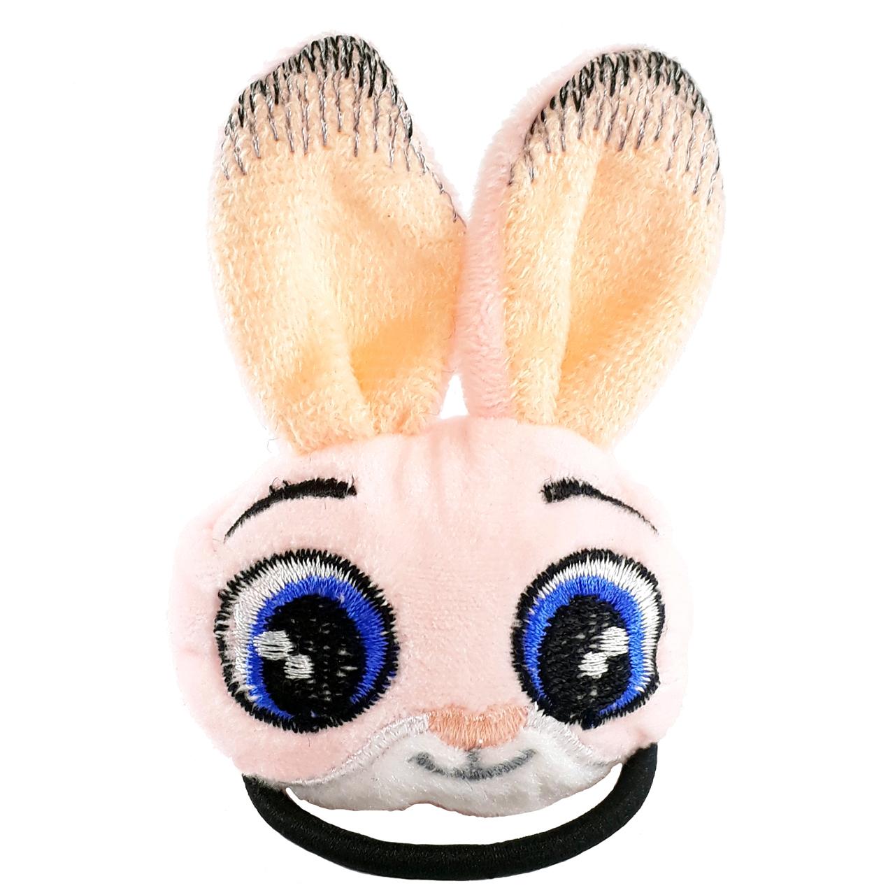 کش مو طرح خرگوش کد 003