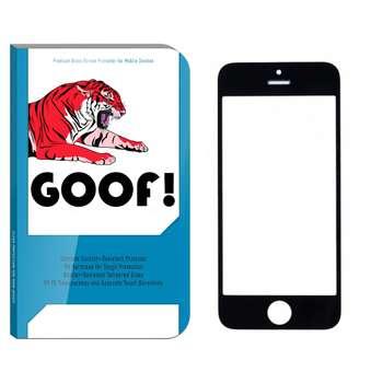 محافظ صفحه نمایش گوف مدل TI-001 مناسب برای گوشی موبایل اپل IPhone 5 / 5s / SE