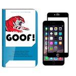 محافظ صفحه نمایش گوف مدل TI-001 مناسب برای گوشی موبایل اپل Iphone 6 plus / 6s plus thumb