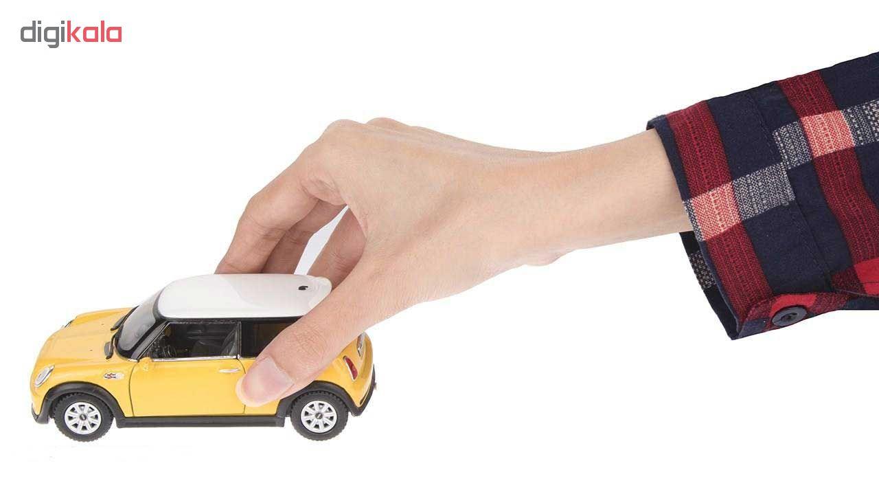 ماشین بازی کینزمارت مدل Mini cooper